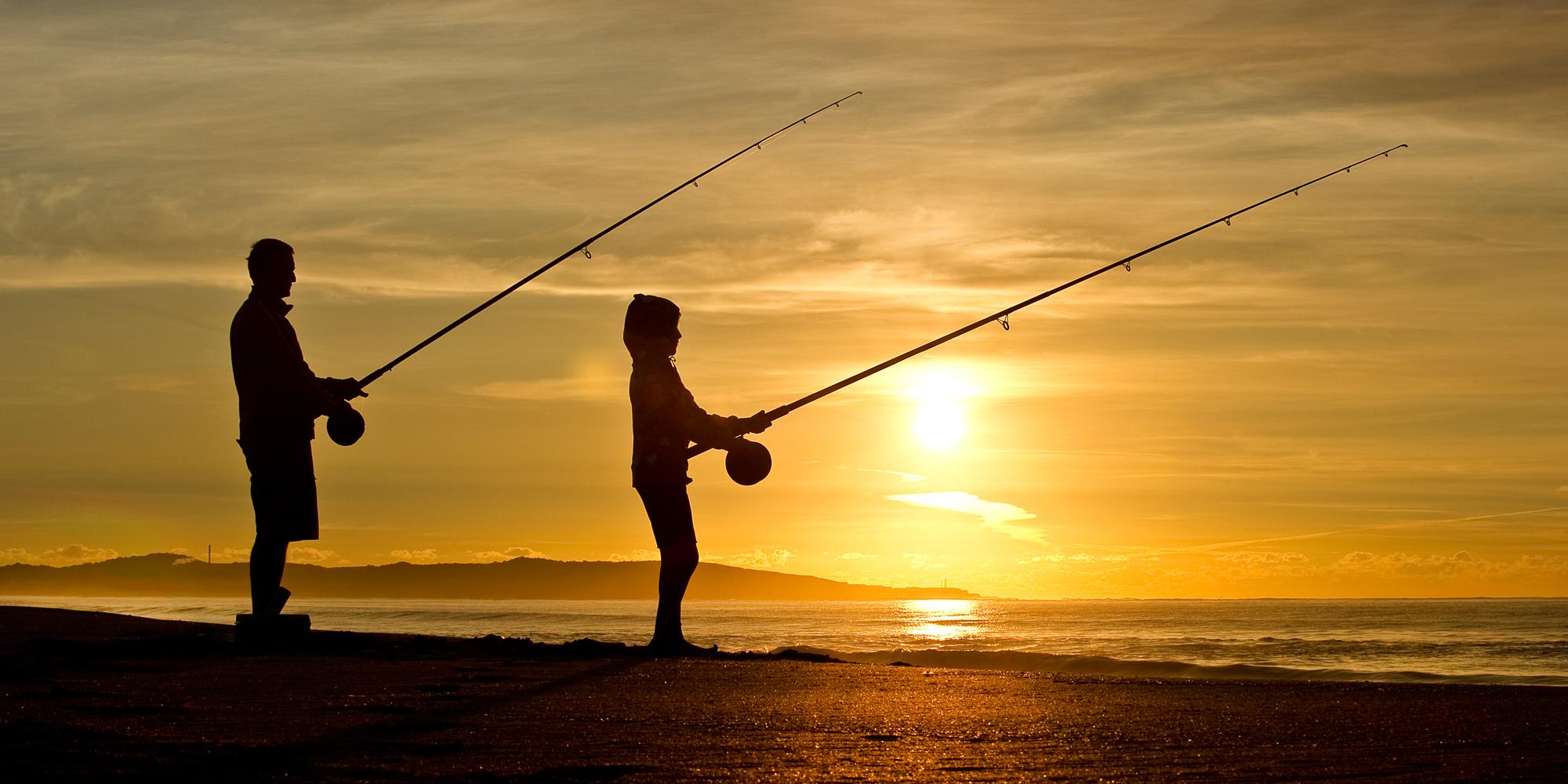 داستان مردان ماهیگیر