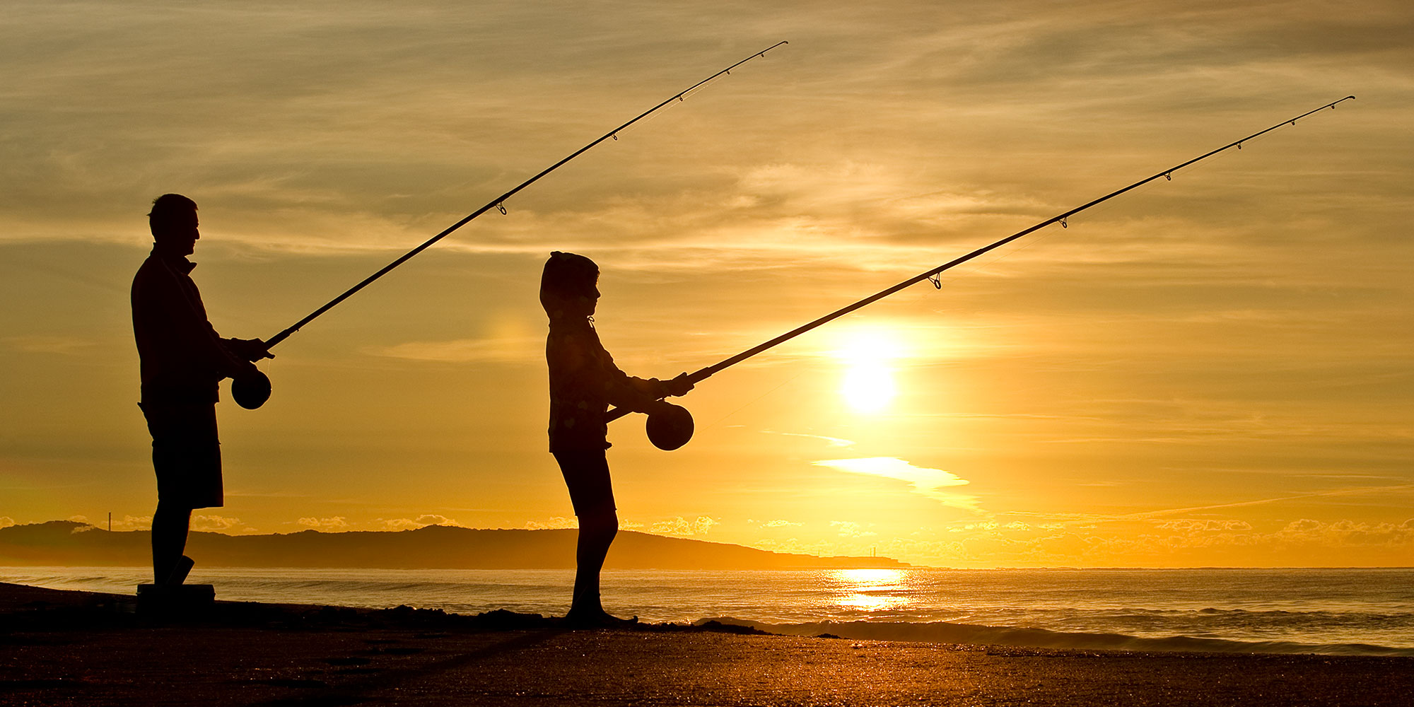 Rise shine it 39 s fishing time visit the shire for Peak fishing times for today
